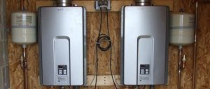 Traditional and Tankless Water Heaters